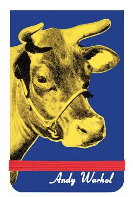 Image for Andy Warhol Cow Mini Journal