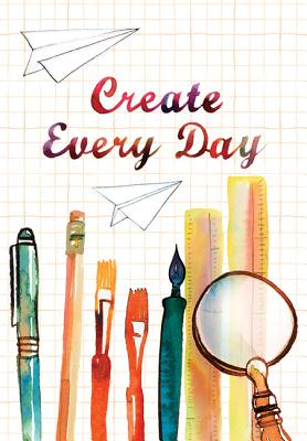 Create Every Day Pocket Journal, Galison
