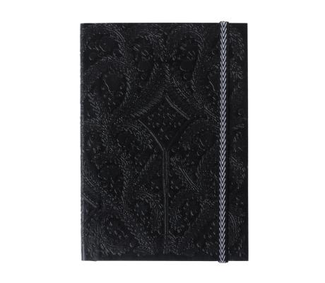 Image for Black A5 Paseo Notebook