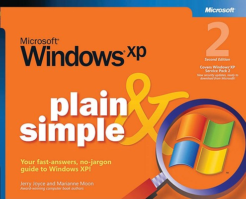 Image for Microsoft® Windows® XP Plain & Simple, Second Edition (Bpg - Plain & Simple)