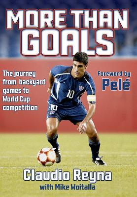 Image for More Than Goals:From Backyard Games to World Cup Competition