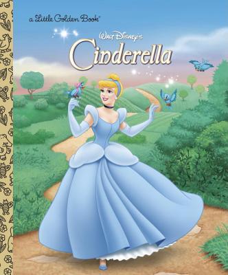 Walt Disney's Cinderella (a Little Golden Book), RH Disney