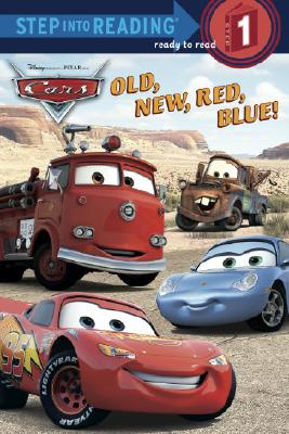 Old, New, Red, Blue! (Step into Reading) (Cars movie tie in), RH DISNEY