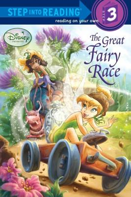 "The Great Fairy Race (Disney Fairies) (Step into Reading), ""Disney, RH"""