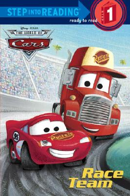 "Race Team (Disney/Pixar Cars) (Step into Reading), ""Disney, RH"""