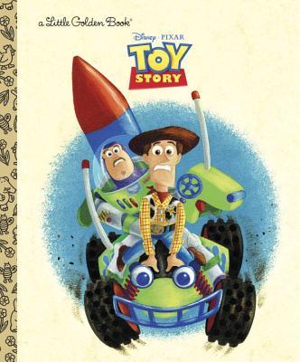 Toy Story (Disney/Pixar Toy Story) (Little Golden Book), RH Disney; RH Disney [Illustrator]