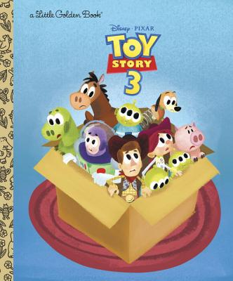 Toy Story 3 (Little Golden Book), RH Disney