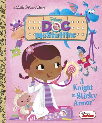 Image for Knight in Sticky Armor (Disney Junior: Doc McStuffins)
