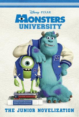 Image for MONSTERS UNIVERSITY