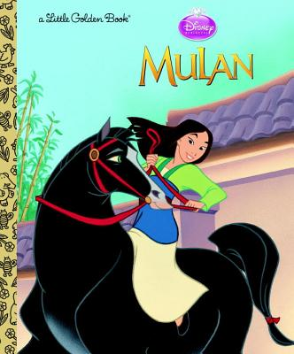 Image for DISNEY PRINCESS: MULAN (LITTLE GOLDEN BOOK)