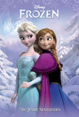 Frozen Junior Novelization (Disney Frozen), RH Disney (Author, Illustrator)