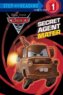 Image for Secret Agent Mater (Disney/Pixar Cars 2) (Step into Reading)