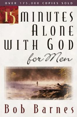 Image for 15 MINUTES ALONE WITH GOD FOR MEN