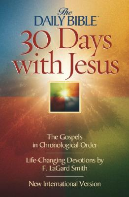 Image for 30 Days with Jesus (The Daily Bible)