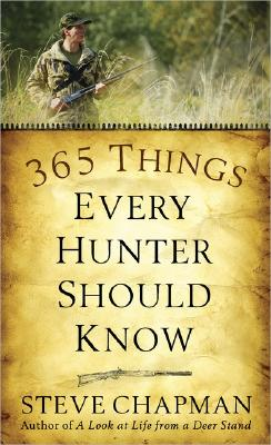Image for 365 Things Every Hunter Should Know