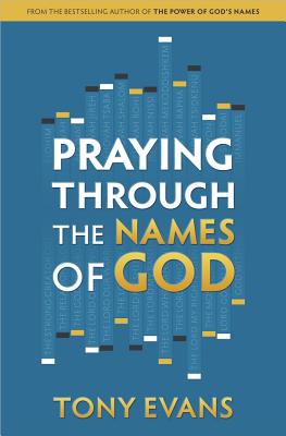 Image for Praying Through the Names of God