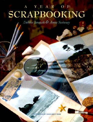 Image for YEAR OF SCRAPBOOKING