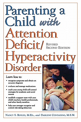 Image for Parenting a Child with Attention Deficit/Hyperactivity Disorder