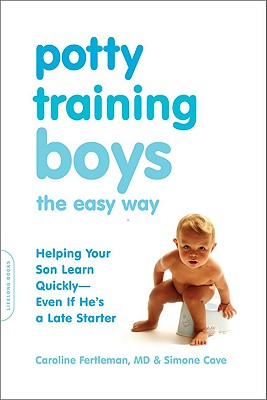 Image for Potty Training Boys The Easy Way