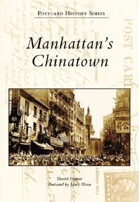 Image for Manhattan's Chinatown (Postcard History: New York)