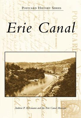 Image for Erie Canal (Postcard History)