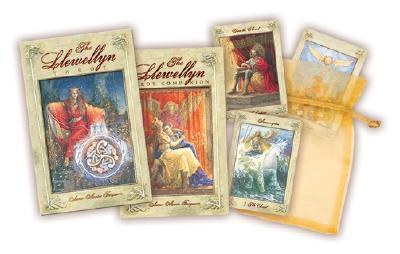 The Llewellyn Tarot, Anna-Marie Ferguson