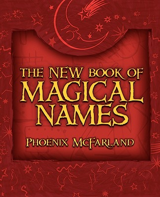 Image for The New Book of Magical Names