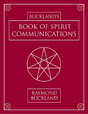 Image for Buckland's Book of Spirit Communications