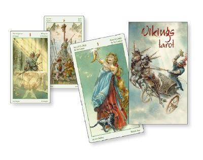 Image for Vikings Tarot (English and Spanish Edition)