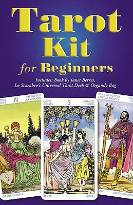 Image for Tarot Kit for Beginners