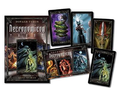 Image for Necronomicon Tarot (Necronomicon Series)