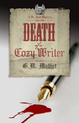 Death of a Cozy Writer, Malliet, G. M.