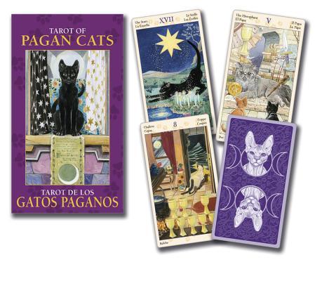 Image for Tarot of Pagan Cats Mini Deck