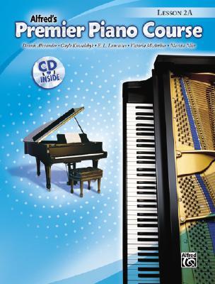 Image for Premier Piano Course Lesson 2a (Alfred's Premier Piano Course)