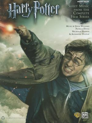 Image for Harry Potter - Sheet Music from the Complete Film Series: Piano Solos