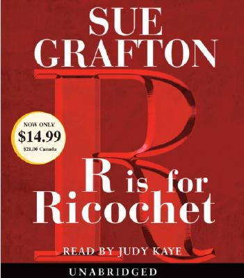 "R Is For Ricochet (Kinsey Millhone Mysteries), ""Grafton, Sue"""
