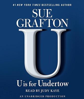 U Is For Undertow (Kinsey Millhone Mystery), Grafton, Sue