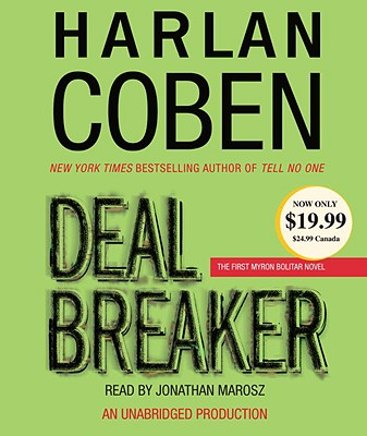 Image for Deal Breaker (Myron Bolitar)