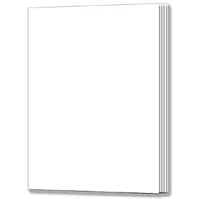 Image for Rectangle Blank Book for Young Authors, Grades K - 3