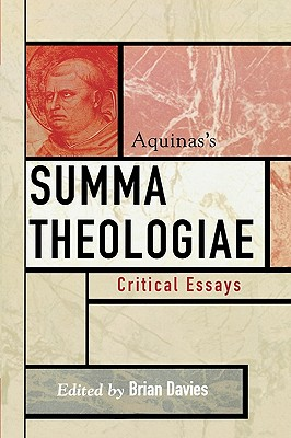 Image for Aquinas's Summa Theologiae (Critical Essays on the Classics Series)