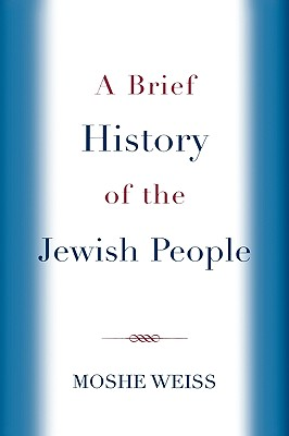 Image for A Brief History of the Jewish People