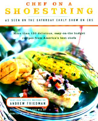 Image for CHEF ON A SHOESTRING : MORE THAN 120 DEL