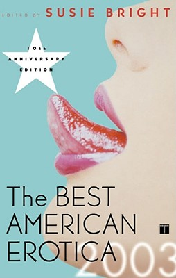 Image for The Best American Erotica 2003