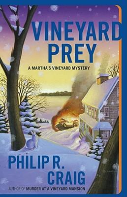 Vineyard Prey: A Martha's Vineyard Mystery, Craig, Philip R.