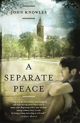 SEPARATE PEACE, KNOWLES, JOHN