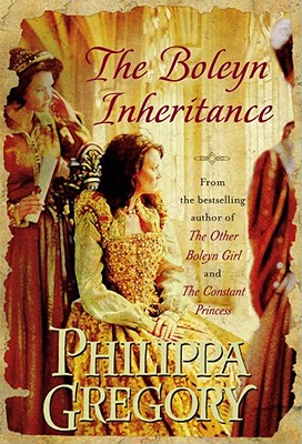 The Boleyn Inheritance, Gregory, Philippa
