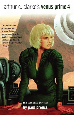 Image for Arthur C. Clarke's Venus Prime 4: The Medusa Encounter