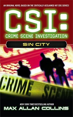 CSI SIN CITY, Collins, Max Allan