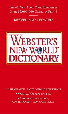 Image for Webster's New World Dictionary