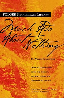 Image for Much Ado About Nothing (Folger Shakespeare Library)